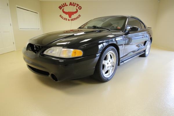 Used 1995 Ford Mustang SVT Cobra-Albany, NY