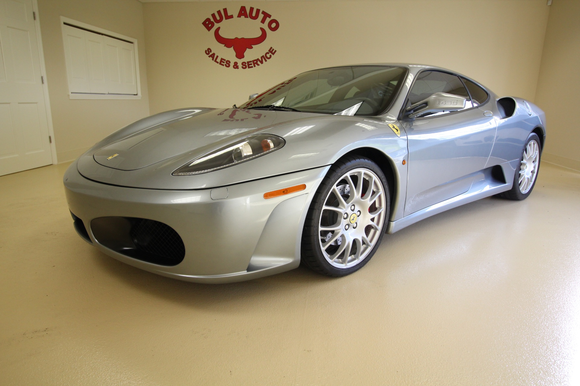 2005 Ferrari F430 COUPE,SUPERB CONDITION,SHIELDS,RED CALIPERS ...