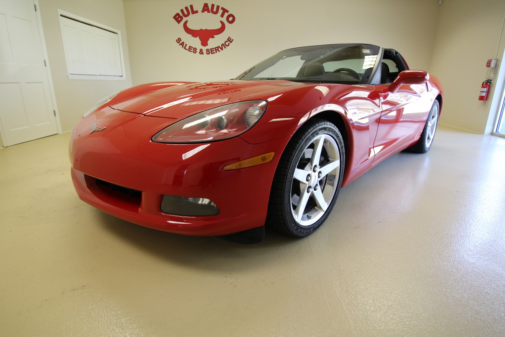 2006 Chevrolet Corvette 1 OWNER,SUPER CLEAN,NAVIGATION,SPORT SEATS ...