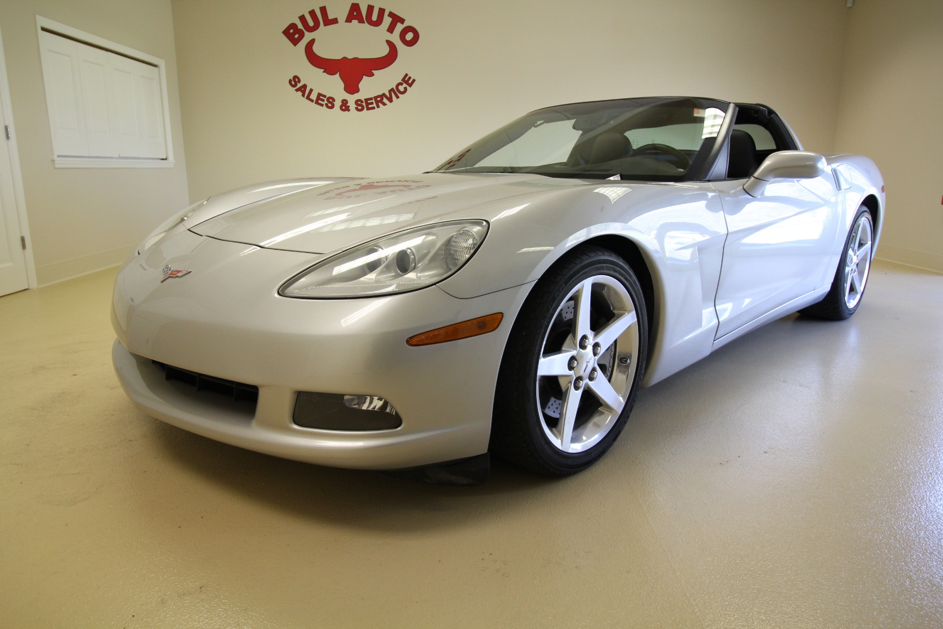 2005 Chevrolet Corvette 1 OWNER,LOW MILES,VERY CLEAN,HEADS-UP,SPORT ...