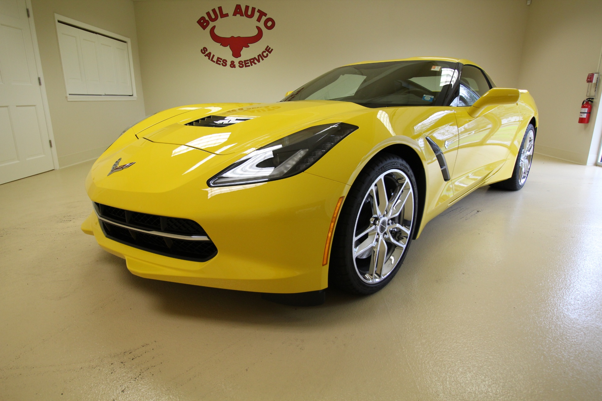 2015 chevrolet corvette stingray z51 3lt like new all original super loaded with options stock. Black Bedroom Furniture Sets. Home Design Ideas