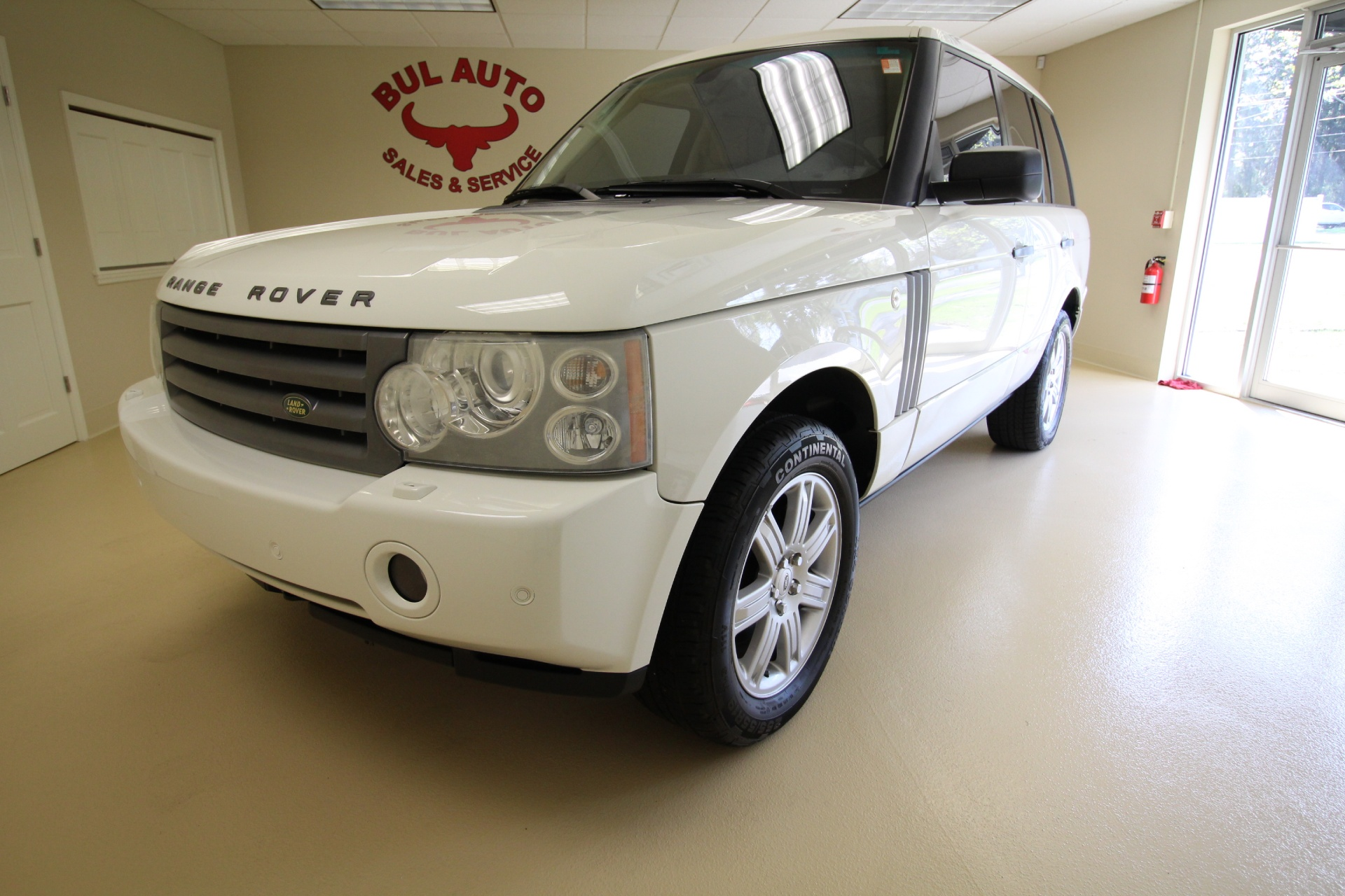 2008 Land Rover Range Rover HSE SUPER CLEAN VERY NICE Stock