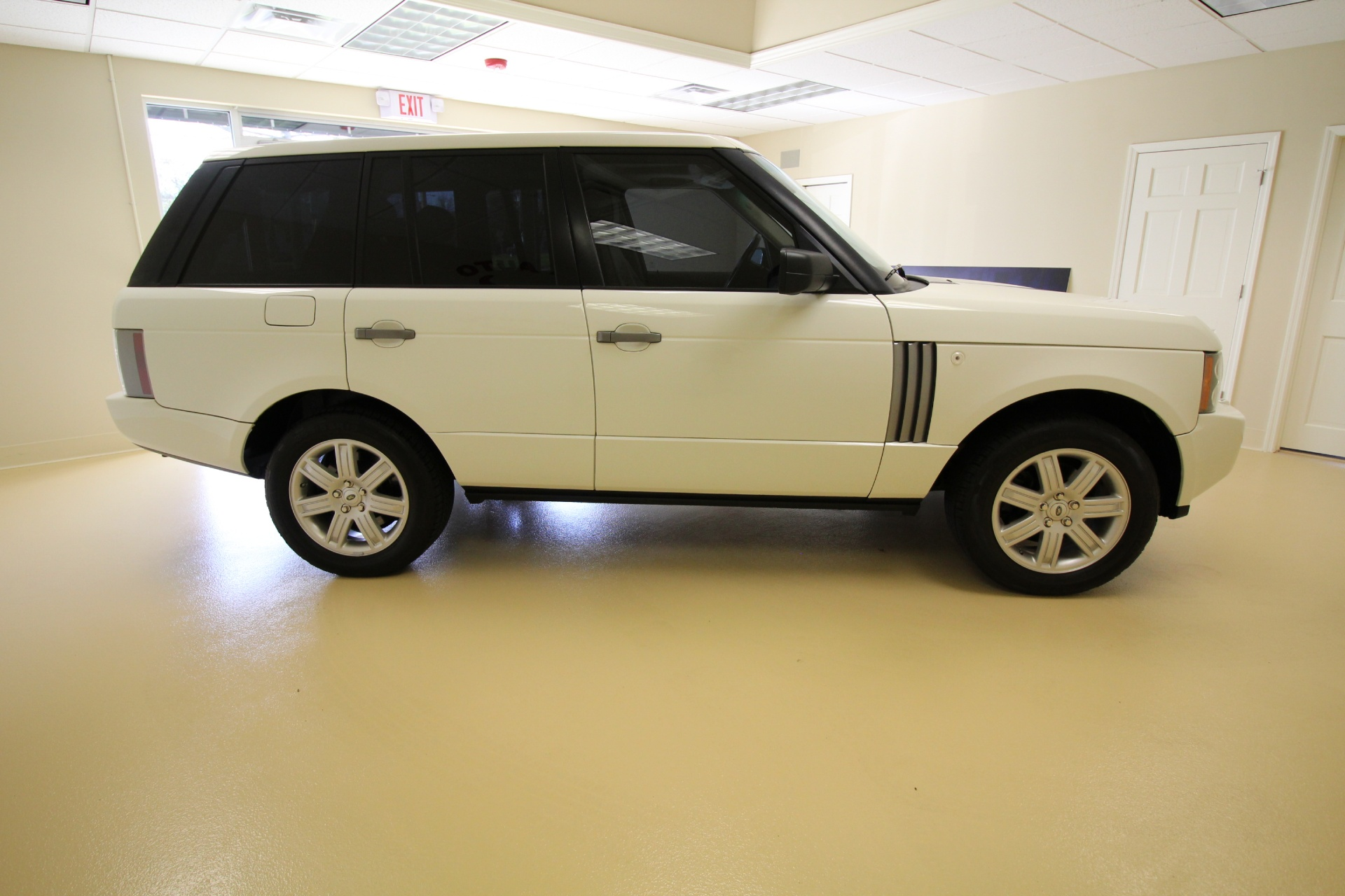 2008 land rover range rover hse super clean very nice stock 16081 for sale near albany ny. Black Bedroom Furniture Sets. Home Design Ideas