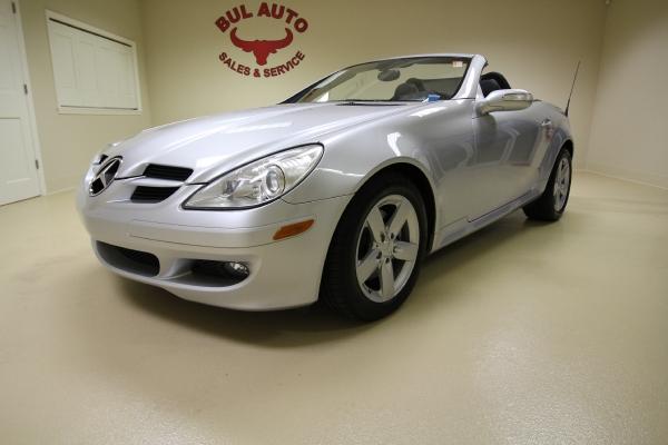 Used 2007 Mercedes-Benz SLK-Albany, NY