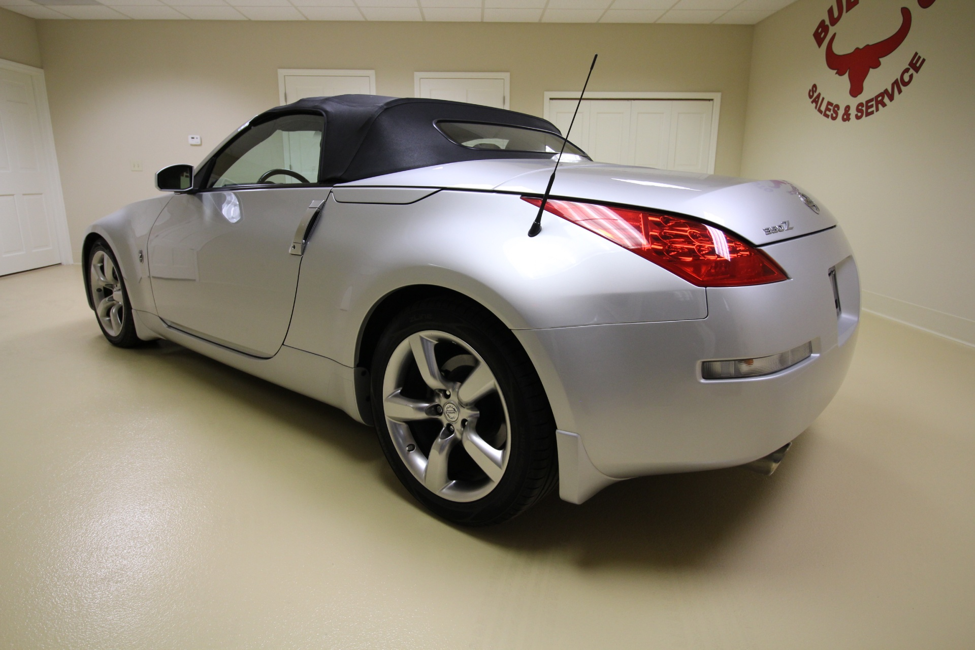Used 2007 Nissan 350Z Grand Touring Roadster SUPER CLEAN,LOW MILES,AUTOMATIC   Albany, NY