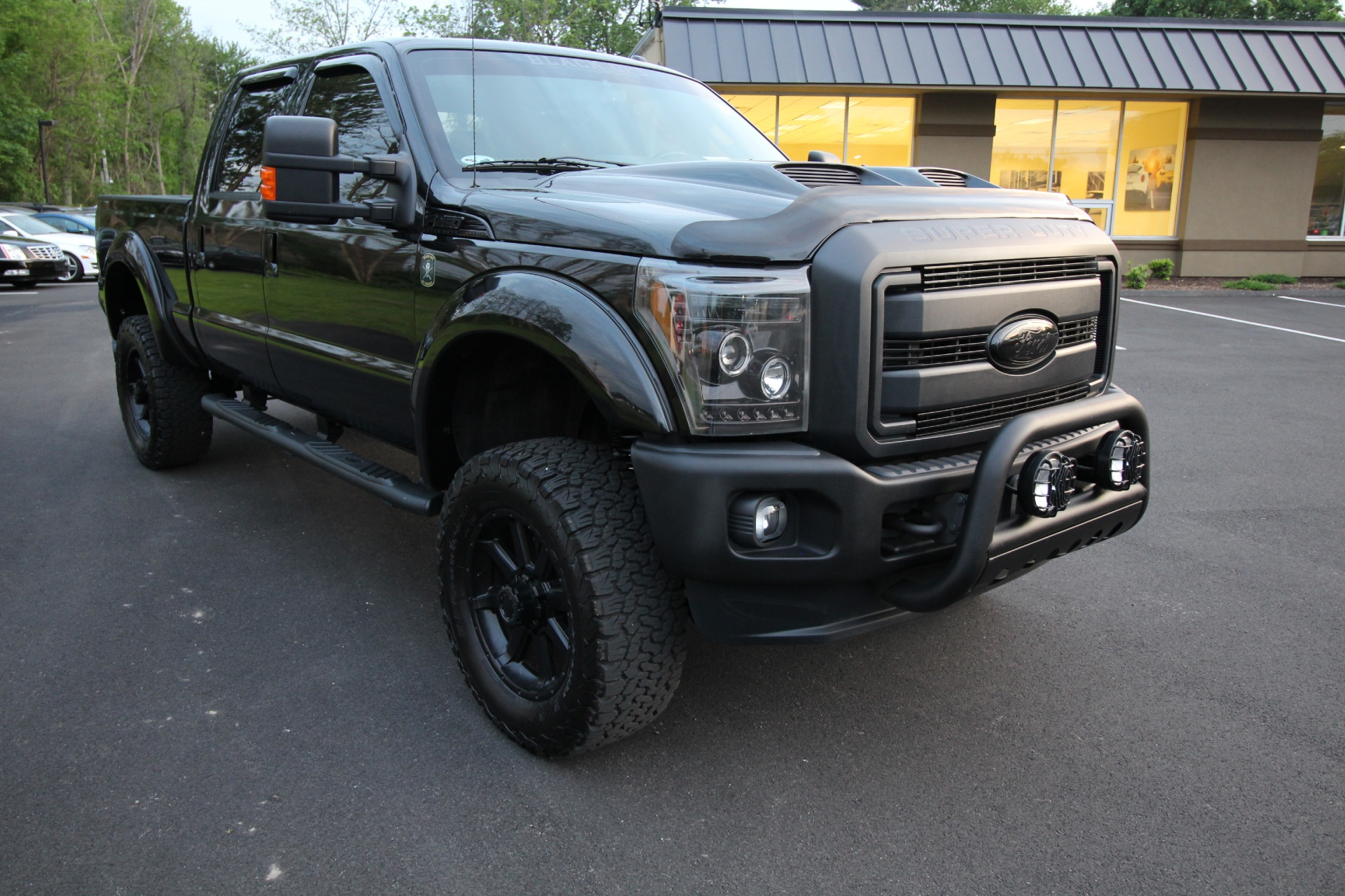 2013 ford f 250 super duty lariat diesel special ops by tuscany msrp was78 489 stock 16112. Black Bedroom Furniture Sets. Home Design Ideas