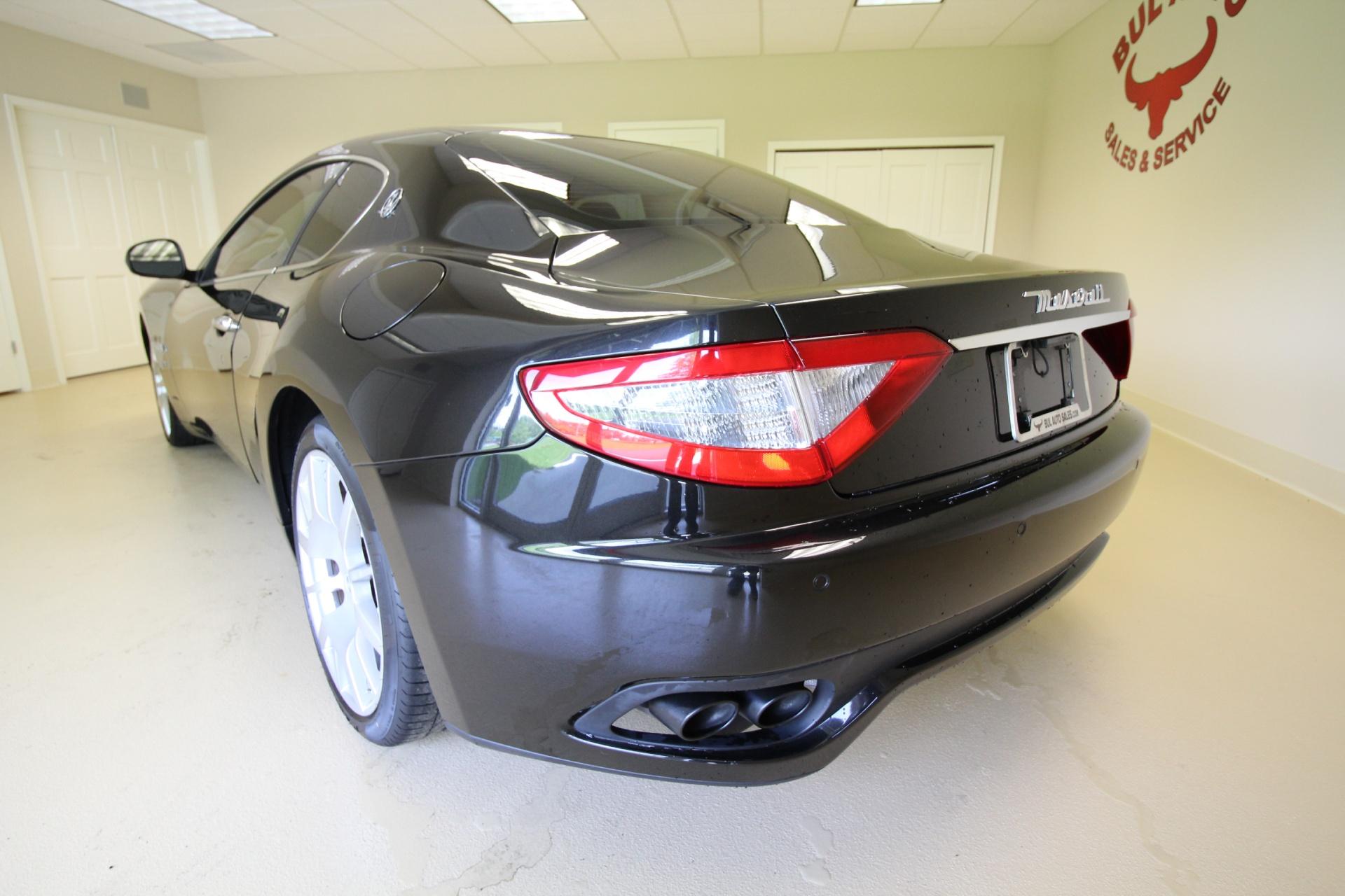 2008 maserati granturismo coupe stock # 16324 for sale near albany