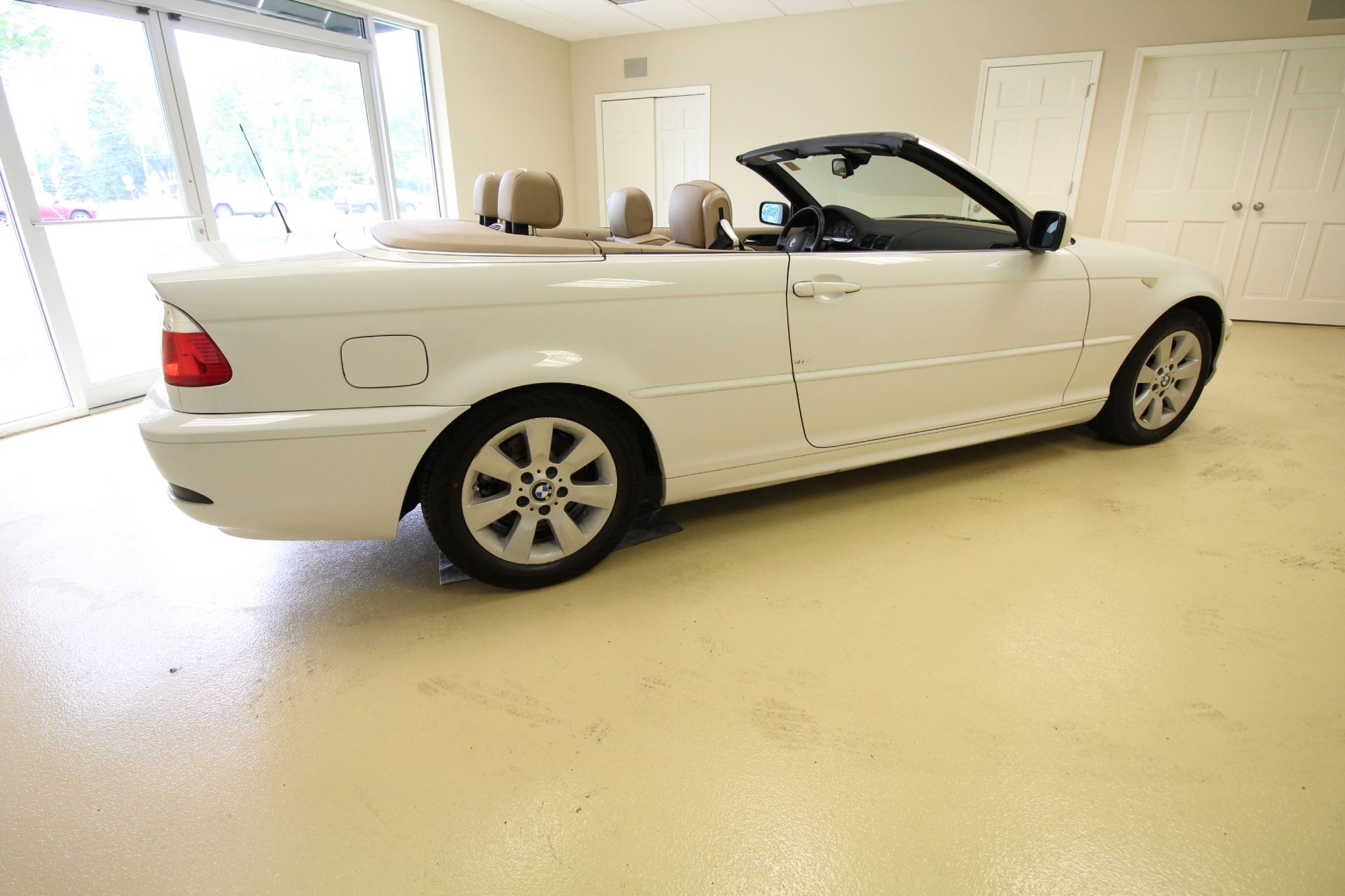 Used 2005 BMW 3-Series 325Ci convertible | Albany, NY