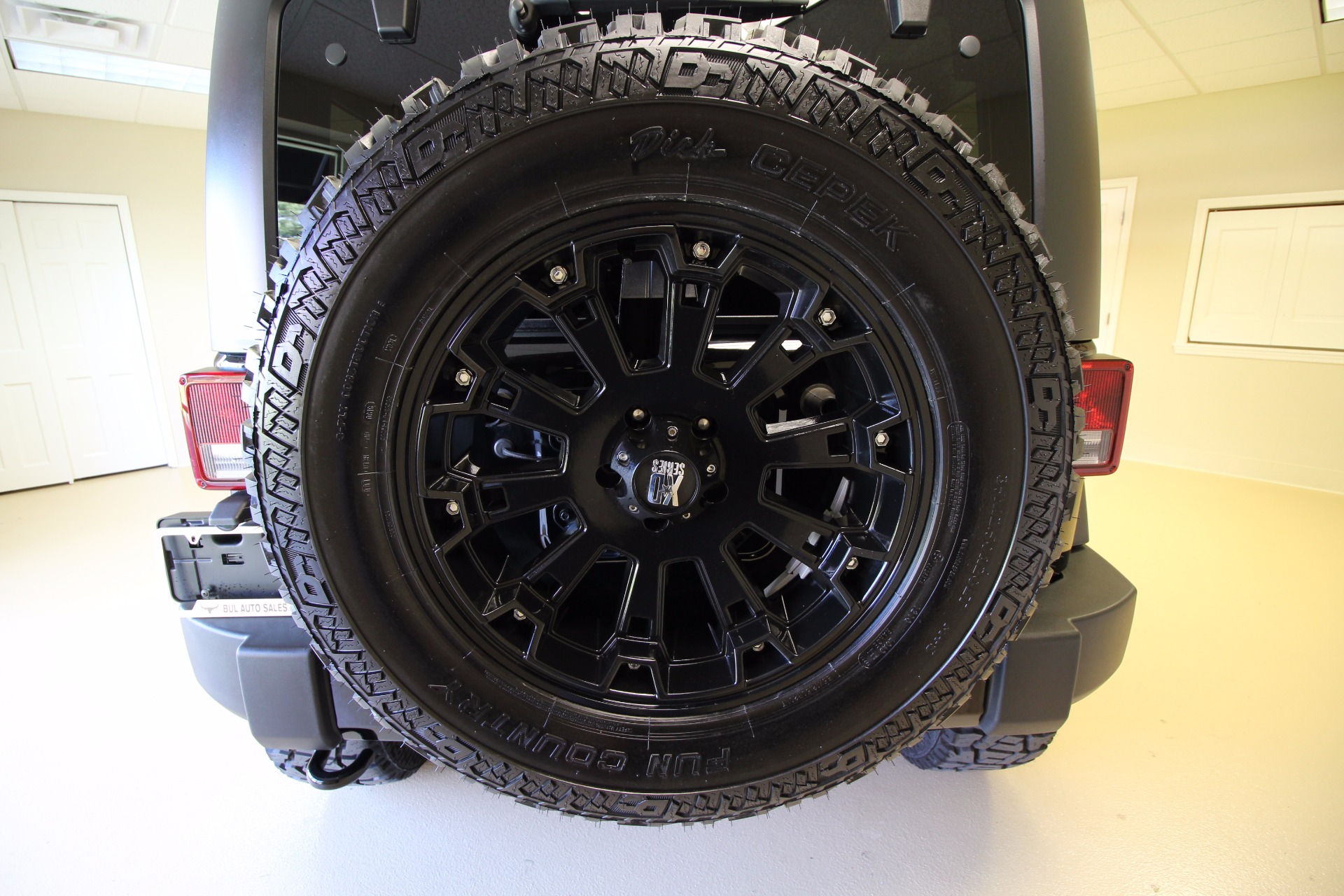 2016 Jeep Wrangler Unlimited Sahara 4x4 4WD AUTO 4inch ROUGH
