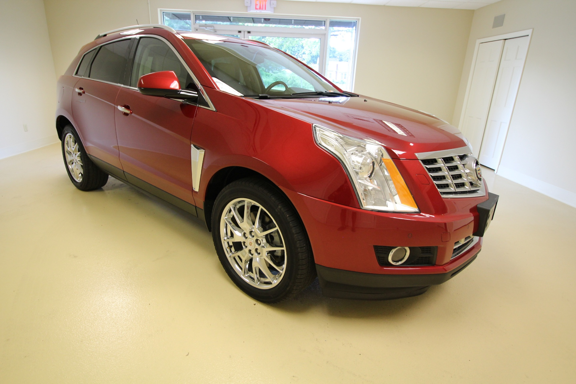 2013 cadillac srx awd premium collection stock 16137 for. Black Bedroom Furniture Sets. Home Design Ideas