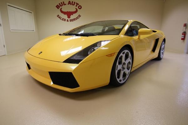 Used 2004 Lamborghini Gallardo-Albany, NY