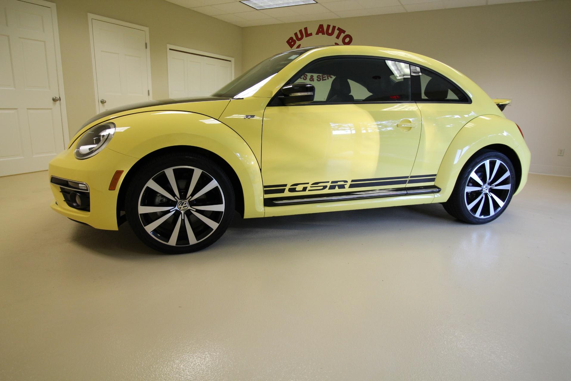 2014 Volkswagen Beetle GSR PZEV Stock # 16140 for sale near Albany, NY | NY Volkswagen Dealer ...