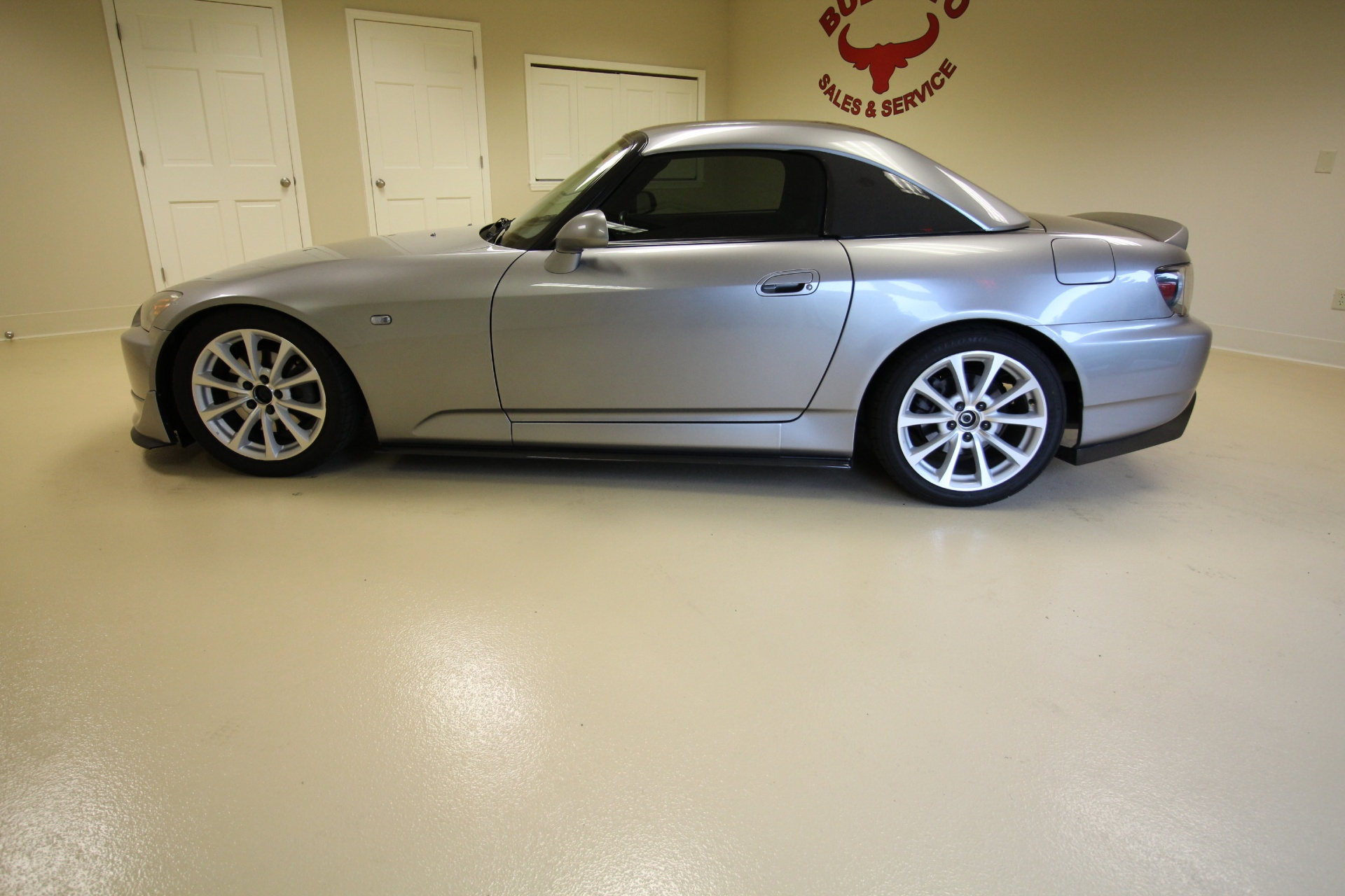 2006 Honda S2000 Hard Top Super Clean Lots Of Carbon Fiber