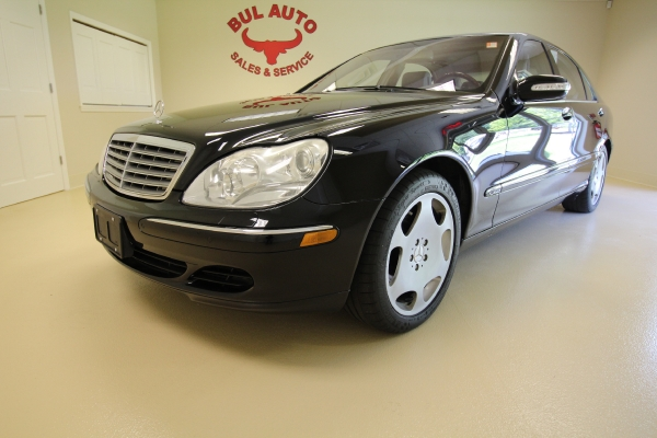 Used 2004 Mercedes-Benz S-Class-Albany, NY