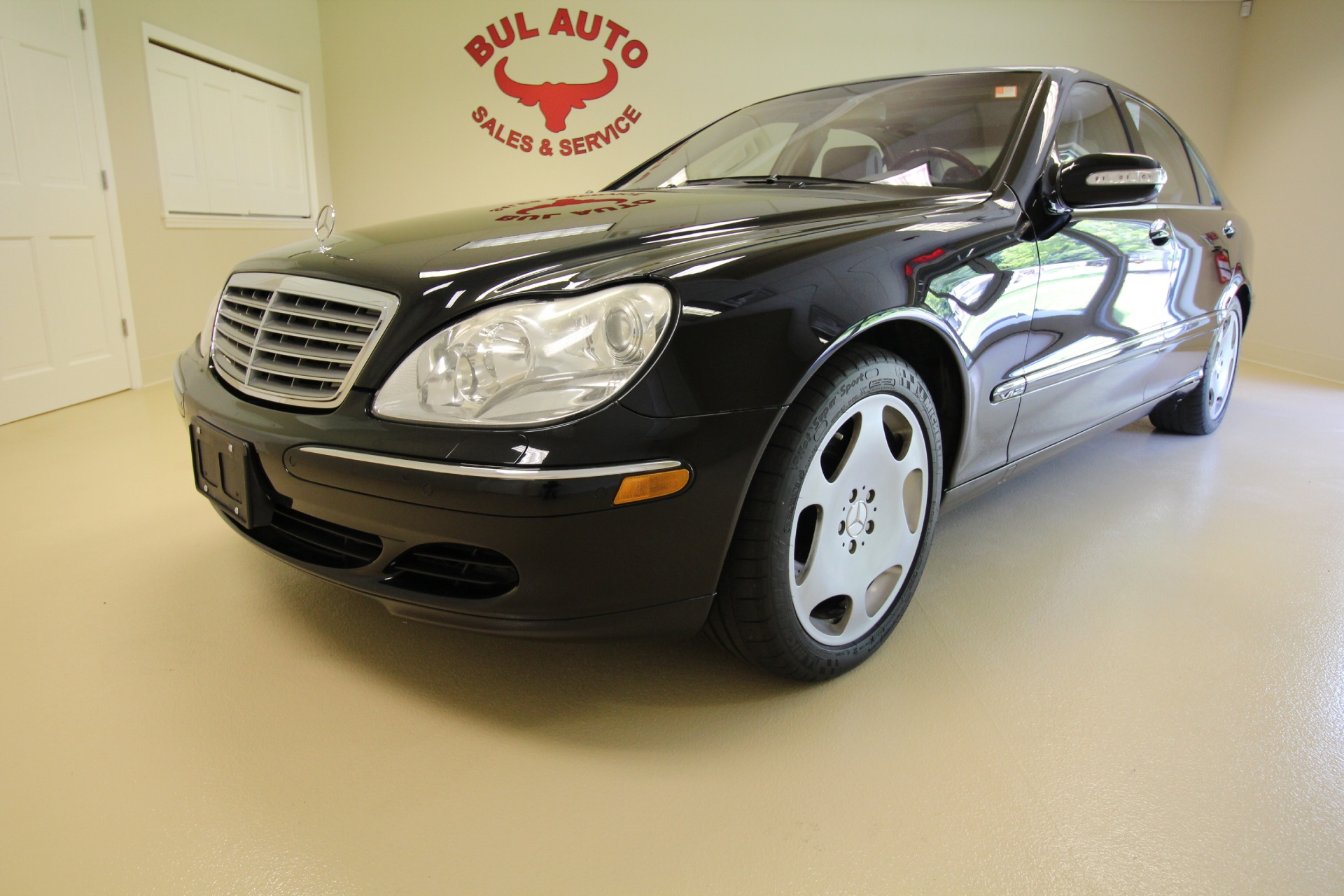2004 mercedes benz s class s600 superb condition low miles for 2004 mercedes benz s600