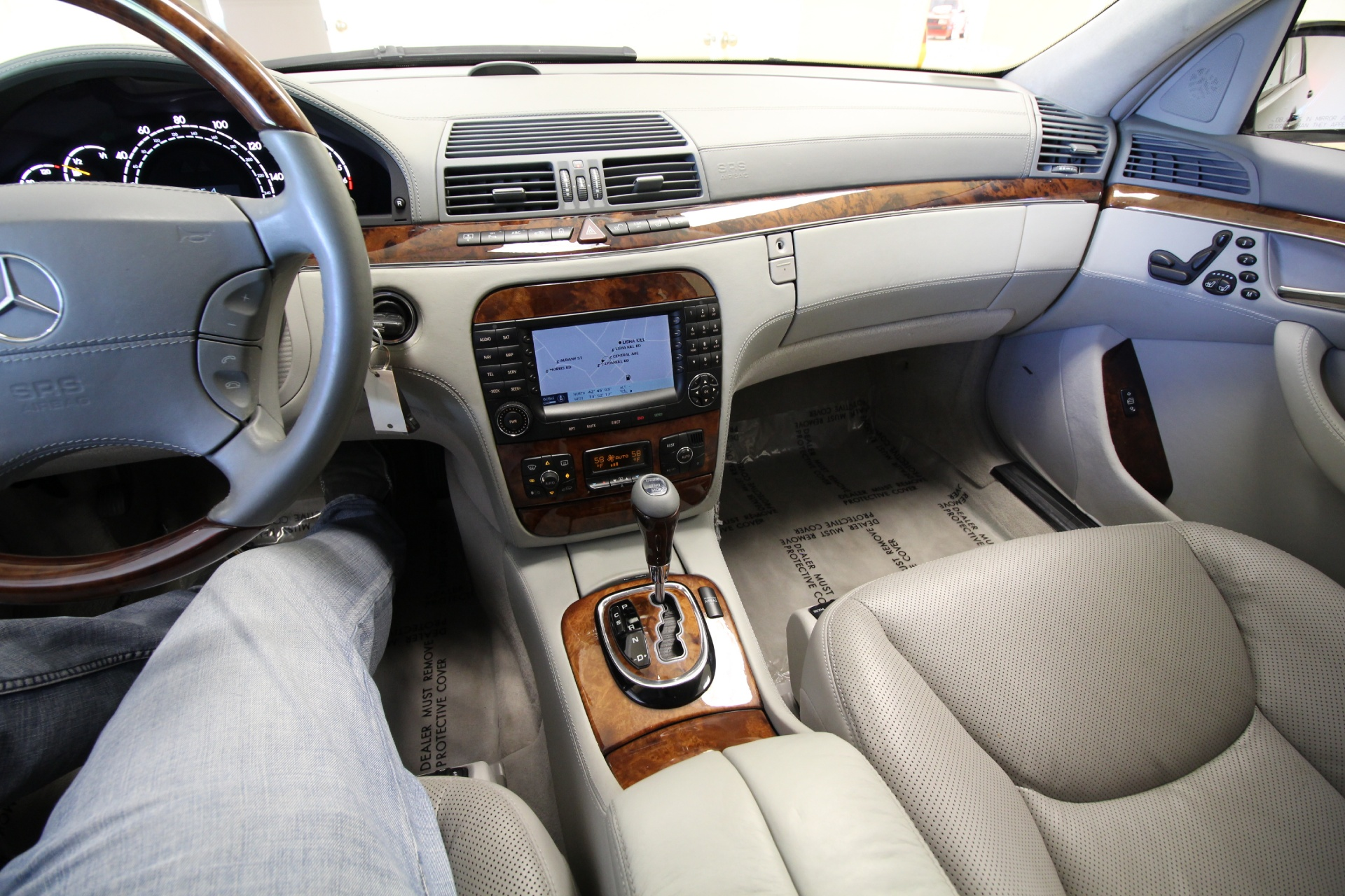 Used 2004 Mercedes-Benz S-Class S600 SUPERB CONDITION,LOW MILES | Albany, NY