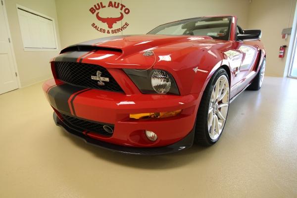 Used 2007 Ford Shelby GT500-Albany, NY