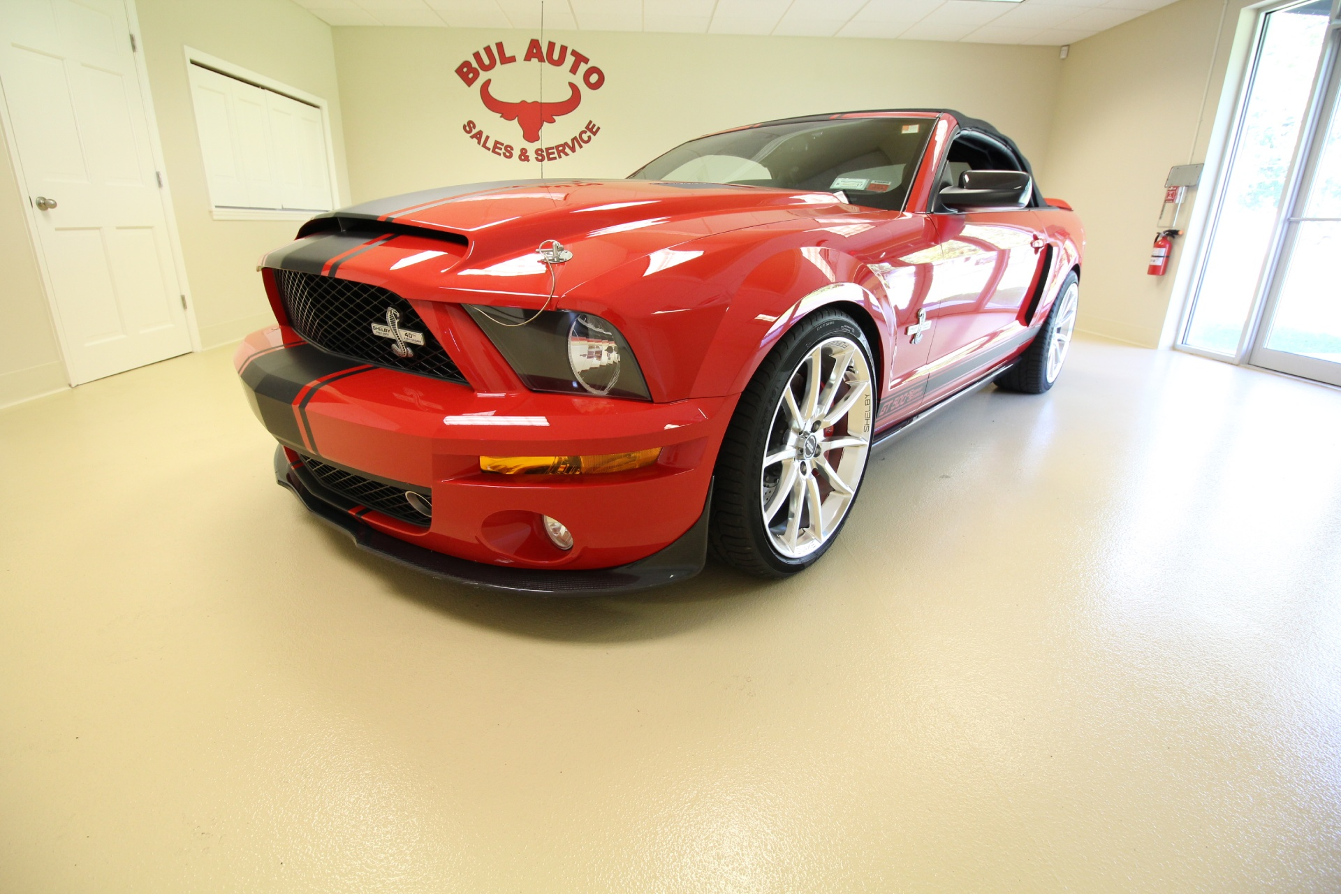 Used 2007 Ford Shelby GT500 Convertible   Albany, NY