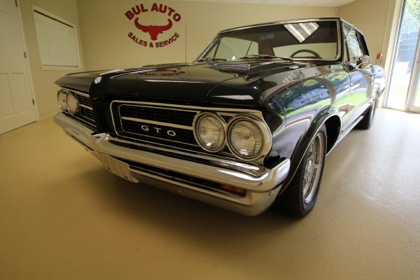 Used 1964 Pontiac GTO-Albany, NY