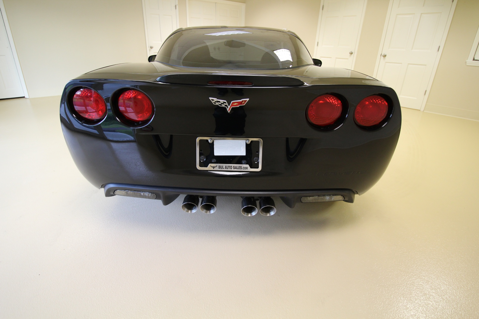 2008 chevrolet corvette indy 500 pace car replica emerson fitipaldi edition stock 16179 for. Black Bedroom Furniture Sets. Home Design Ideas