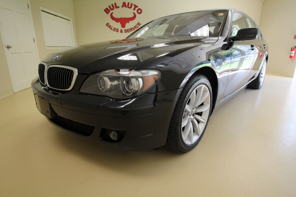 Used 2008 BMW 7 Series-Albany, NY