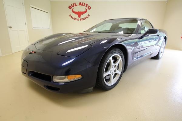 Used 2000 Chevrolet Corvette-Albany, NY