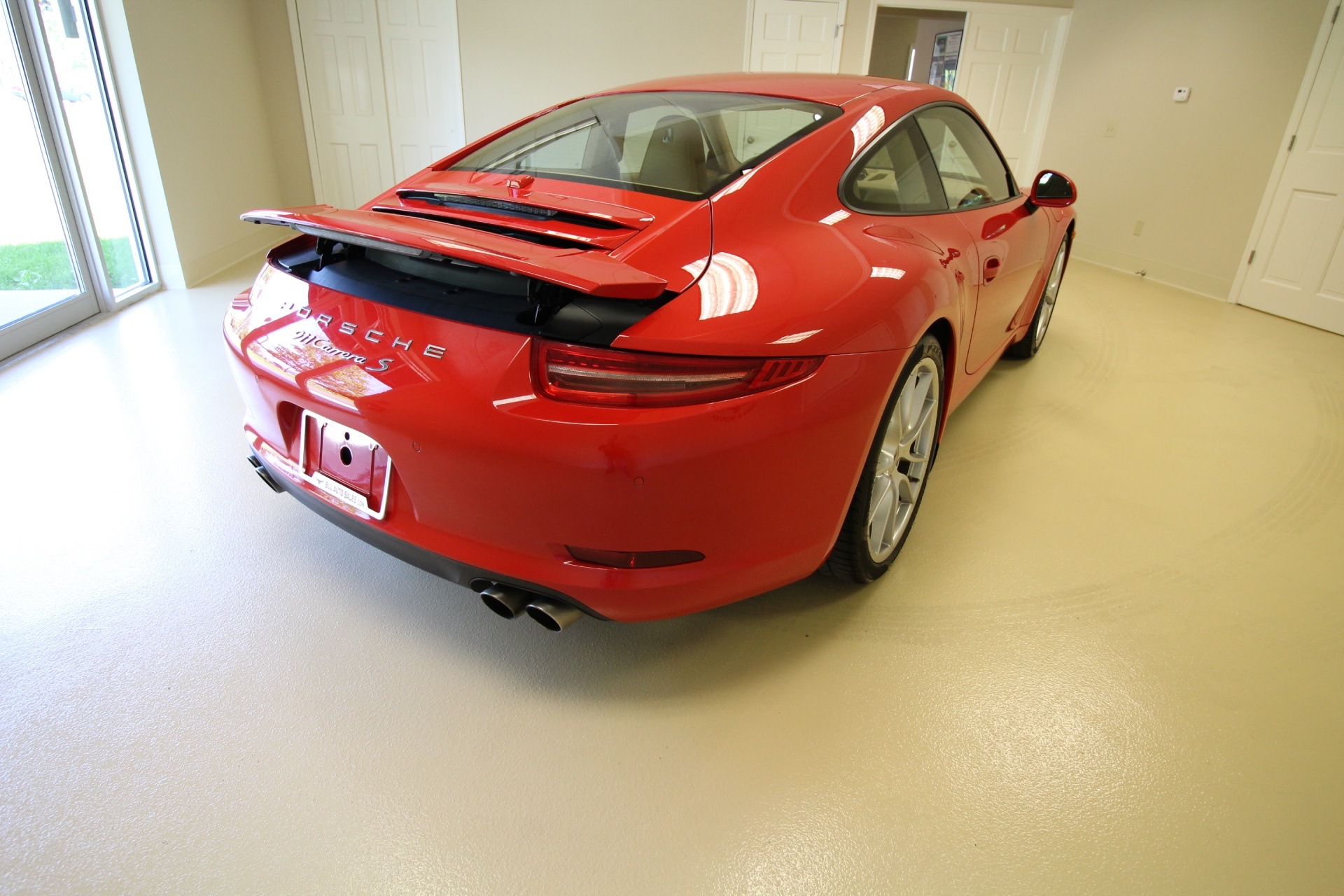 2013 porsche 911 carrera s pdk pcm navigation sport chrono. Black Bedroom Furniture Sets. Home Design Ideas