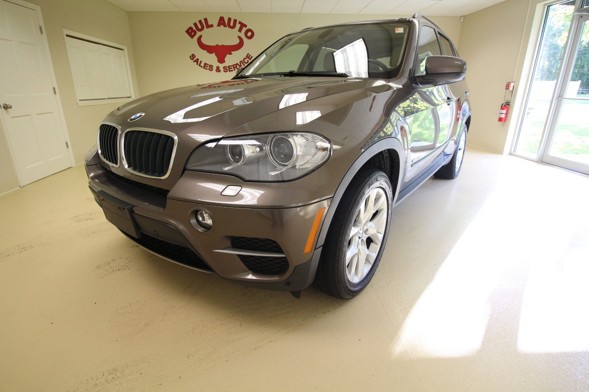 Bmw X5 Third Row >> 2012 Bmw X5 Xdrive35i Premium Loaded 3rd Row Seat Navigation